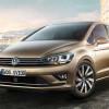 Семейство Golf компании Volkswagen пополнилось компактвэном Sportsvan