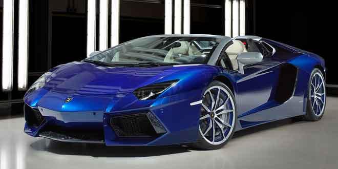 Lamborghini добавила новые компоненты в программу персонализации своих моделей