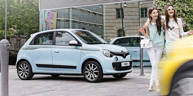 Вышло новое поколение компакта Renault Twingo