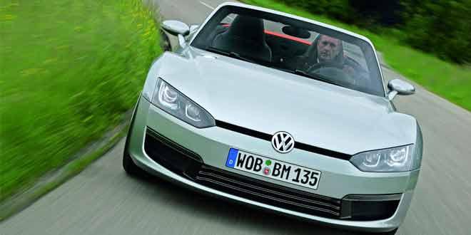 Концепт Volkswagen BlueSport остался без серийного будущего