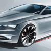 Skoda привезет в Женеву концепт спорткара