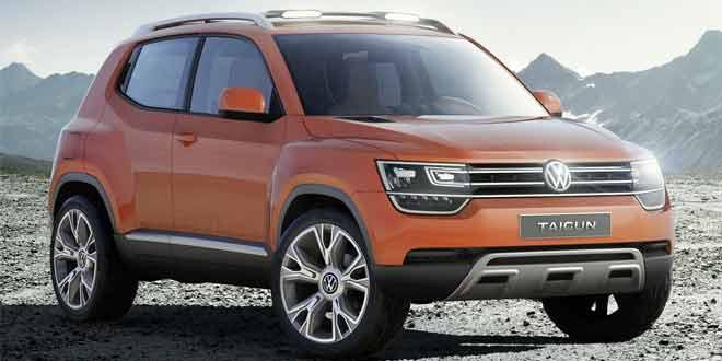 В Нью-Дели прошла презентация второй версии концепта Volkswagen Taigun