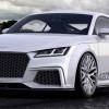 Новое купе Audi TT легло в основу 420-сильного спорткара