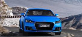 Третье поколение Audi TT предстало во всей красе