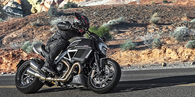 Публике предстало новое поколение Ducati Diavel