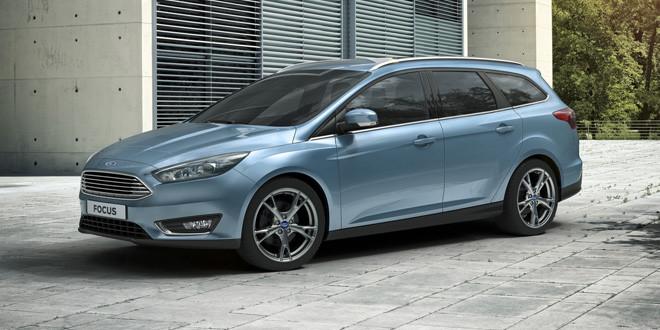 Радикальный рестайлинг Ford Focus