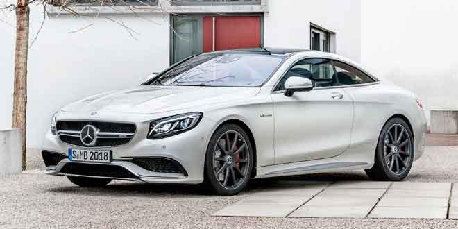 Вышел 585-сильный Mercedes-Benz S 63 AMG Coupe