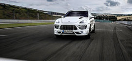 Тюнинг-ателье TechArt представит в Женеве прокачанный Porsche Cayenne S Diesel
