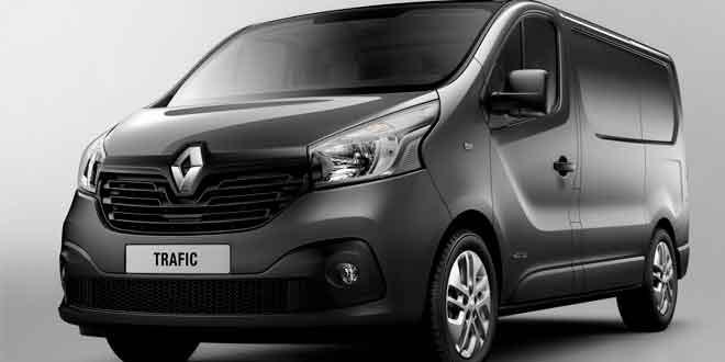 Renault представил новое поколение фургона Trafic