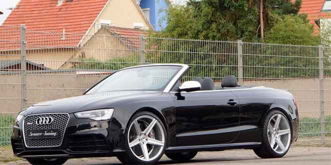 Audi RS5 Convertible с доработками от Senner Tuning