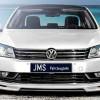 Немецкая мастерская JMS подготовила стайлинг для седана Volkswagen Passat B7