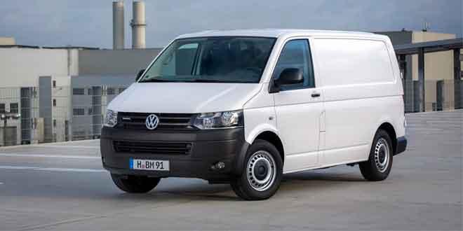 Версия BlueMotion сделала VW Transporter и Multivan самыми экономичными в классе