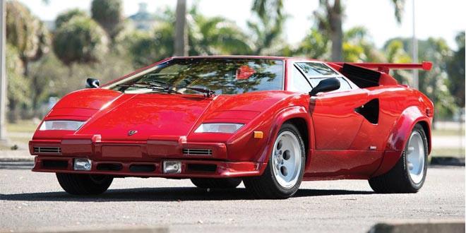 Фото дня: Lamborghini Countach