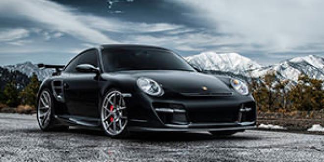 Тюнинг-ателье Vorsteiner в последний раз доработало предыдущее поколение Porsche 911
