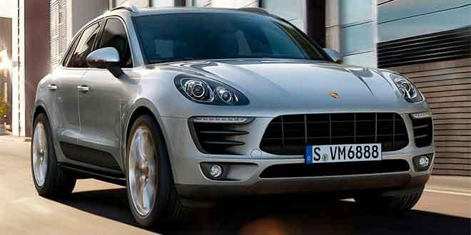 Вышел Porsche Macan с четырехцилиндровым двигателем