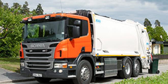 Компания Scania подписала контракт о поставках 200 мусоровозов коммунальным службам Италии