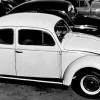 Редкие фотографии с конвейера Volkswagen Beetle