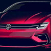 На Пекинское автошоу мчится новый концепт Volkswagen Midsize Coupe