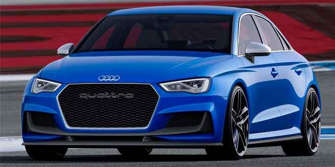 Audi везет на тюнинг-фестиваль Wörthersee концепт A3 Clubsport quattro