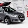 На фестивале GTI в Австрии представлен кроссовер Audi Q3 для любителей кемпинга