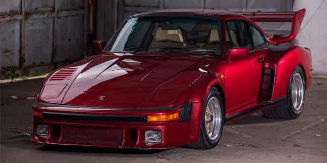На продажу выставлен единственный в своем роде Porsche 935