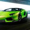 Lamborghini Aventador-V Roadster The Hulk как результат работы трех тюнинговых компаний