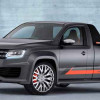 Volkswagen представил на фестивале GTI диджейский пикап Amarok Power