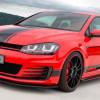Стажеры Volkswagen подготовили 380-сильную версию хэтчбека Golf GTI