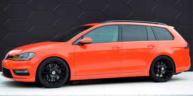 Вышел молодежный универсал Volkswagen Golf Variant