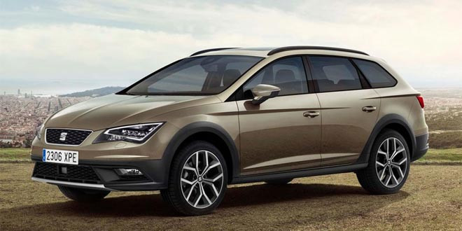 В Британии озвучены цены на SEAT Leon X-Perience