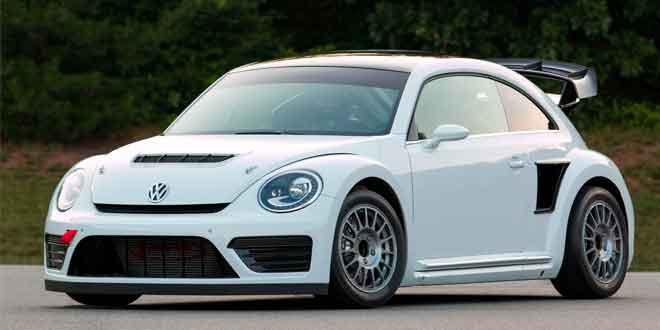 Вышел 544-сильный Volkswagen Beetle