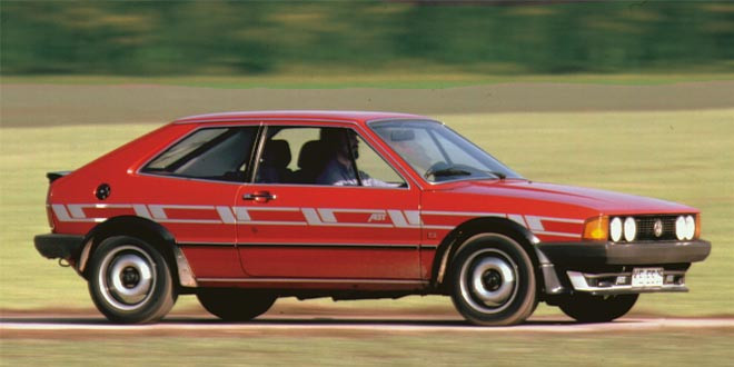 Тюнер ABT Sportsline поздравил Volkswagen Scirocco с 40-летием