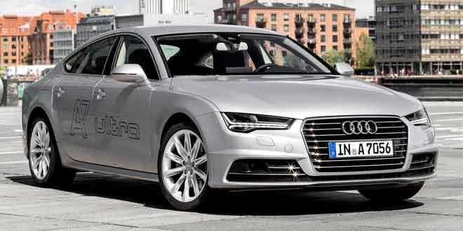 В дизельной гамме Audi A7 появилась бюджетная версия