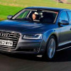 В гамме модификаций Audi A8 появится версия e-tron