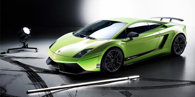 Фото дня: Lamborghini Gallardo LP570-4 Superleggera