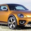 Производство Volkswagen Beetle Dune начнется в 2016 году