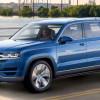 Volkswagen дал «зеленый свет» семиместному кроссоверу