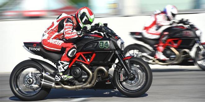 Фоторепортаж с World Ducati Week 2014