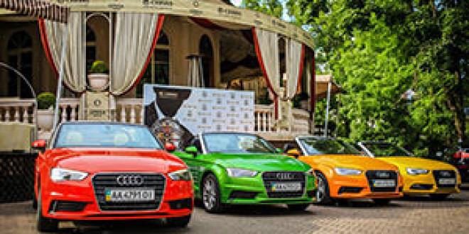 Фотоотчет с Audi Open Sky Experience в Украине