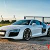 Audi R8 на новых дисках Yido Wheels