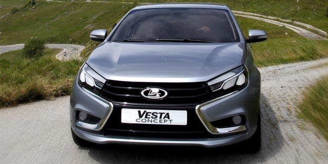 Lada Vesta — новый флагман АвтоВАЗа
