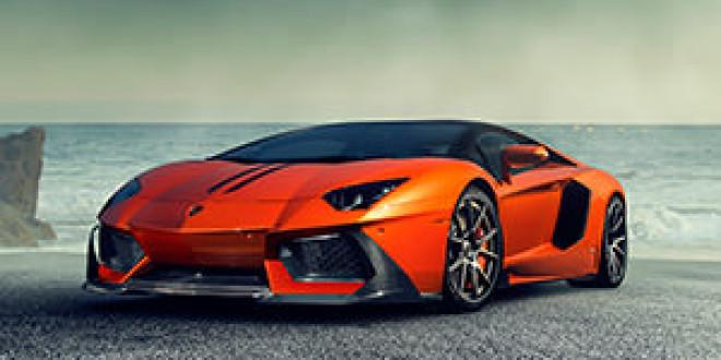Lamborghini Aventador-V Zaragoza по версии Vorsteiner