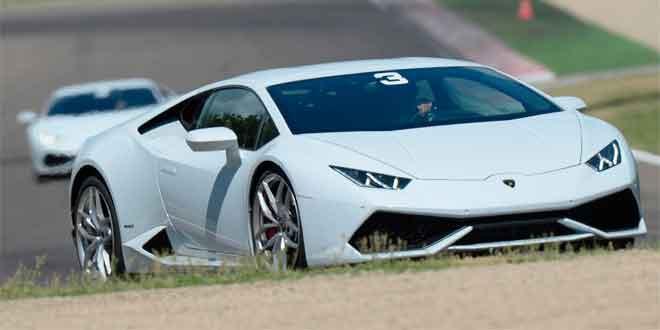 Lamborghini проведёт в США курсы экстремального вождения