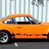Пожар уничтожил редчайший Porsche 911 Carrera RSR 1973 года