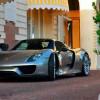 В Каннах засветился Porsche 918 Spyder Weissach Edition