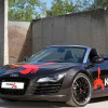 Audi R8 V0 с двойным турбонаддувом от K.MAN