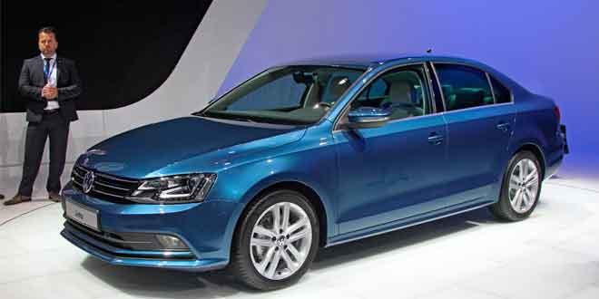 На ММАС состоялась европейская премьера рестайлинговой VW Jetta