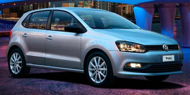 Рестайлинговый VW Polo добрался до Японии