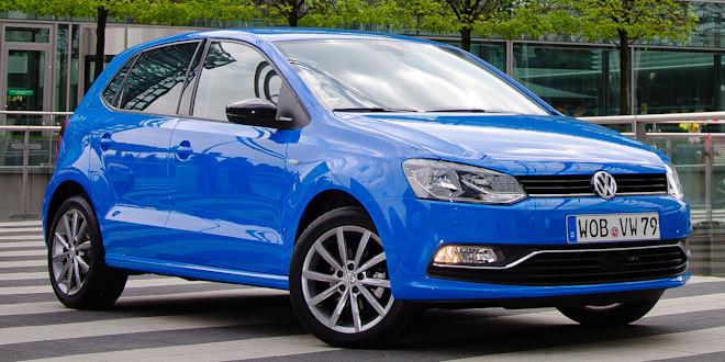 Тест-драйв Volkswagen Polo