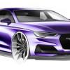Предвестника нового флагмана Audi покажут в ноябре